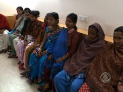Indian women lined up to become surrogates